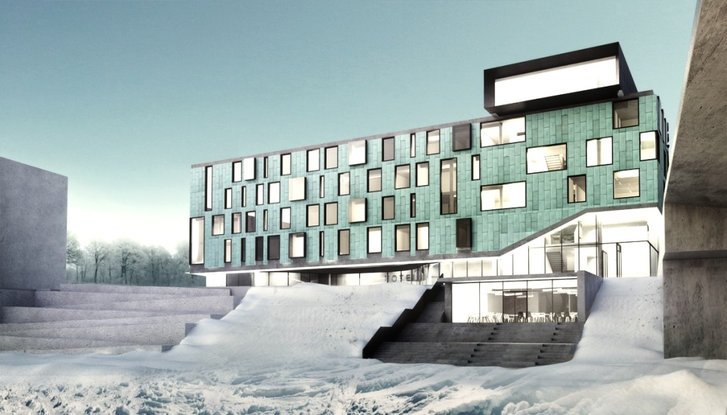 architecture, visualizations, 3d model, hotel, wizualizacje, architektura, design, project
