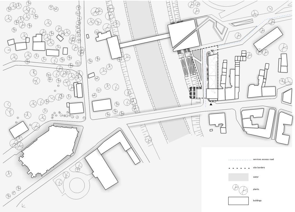 site plan, architecutre, graphic, hotel, project