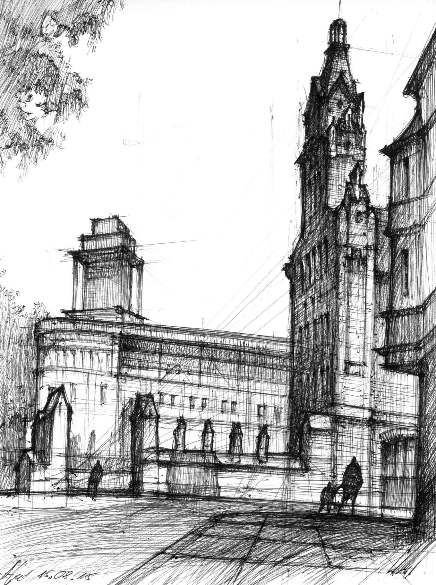 Visualizations-Arch com » Sketches